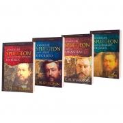Box Sermões de Spurgeon   Série de Sermões   C. H. Spurgeon