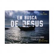 Calendário de Parede 2022 | Terras Bíblicas | Pão Diário