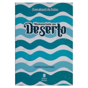 Devocional: Mananciais no Deserto | Capa Azul | Edição Bolso | Lettie Cowman