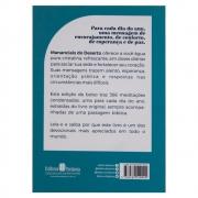 Devocional: Mananciais no Deserto   Capa Azul   Edição Bolso   Lettie Cowman