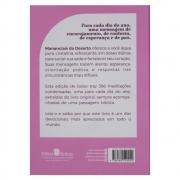 Devocional: Mananciais no Deserto   Capa Rosa   Edição Bolso   Lettie Cowman