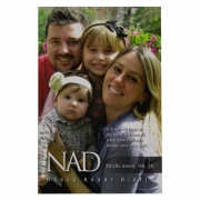 Devocional Nosso Andar Diário Volume 10 | Capa Família