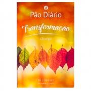 Devocional: Pão Diário Transformação   Edição Bilíngue - Português / Inglês