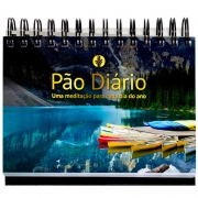 Devocional: Pão Diário Vol. 22 | Capa Paisagem | Edição Mesa