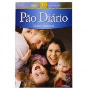 Devocional:  Pão Diário Volume 18 | Letra Grande | Capa Família
