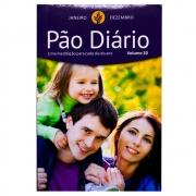 Devocional: Pão Diário Volume 20 | Capa Família