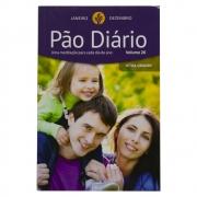 Devocional Pão Diário Volume 20 | Letra Grande | Capa Família