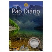 Devocional Pão Diário Volume 21 | Letra Grande | Capa Paisagem