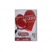 DVD: Erros E Acertos De Um Lider | Abe Huber