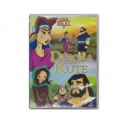 Dvd: Heróis Da Fé - Débora E Rute