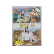 DVD: Heróis Da Fé - Jesus