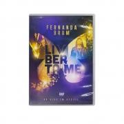 DVD: Liberta-Me - Fernanda Brum