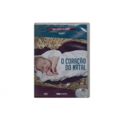 DVD: O Coração Do Natal | Abe Huber