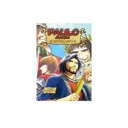 HQ: Paulo - De Tarso Para Redenção Manga | 100% Cristão
