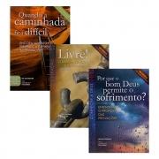 Kit 3 Revistas Vida Cristã - Pão Diário