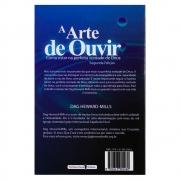 Livro: a Arte de Ouvir   2 Edição   Dag Heward-mills
