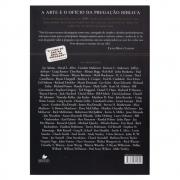 Livro: A Arte E O Ofício Da Pregação Bíblica | Haddon W. Robinson & Graig  Brian Larson