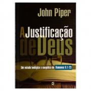 Livro: A Justificação de Deus | John Piper