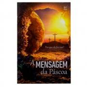 Livro: A Mensagem Da Páscoa | Livreto De Bolso | Editora Vida