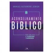 Livro: Aconselhamento Bíblico   Manuel Alexandre Junior