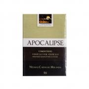 Livro: Apocalipse Comentário Versículo Por Versículo | Neemias Carvalho Miranda