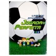 Livro: Atividades Jogada Perfeita Kids | Pão Diário