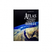 Livro: Atlas Histórico E Geográfico Da Bíblia | Paul Lawrence