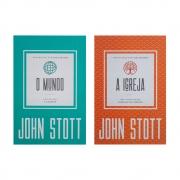 Livro: Box Série o Cristão Contemporâneo | 5 Volumes | John Stott