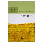 Livro: Comentários Exp Hagnos - Hebreus | Hernandes Dias Lopes