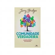 Livro: Comunidade Verdadeira | Jerry Bridges