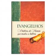 Livro: Evangelhos - A História Do Homem Que Mudou A História | Pão Diário