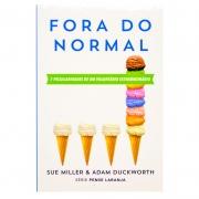 Livro: Fora Do Normal | Sue Miller & Adam Duckworth