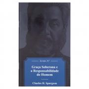 Livro: Graça Soberana e Responsabilidade do Homem | Edição de Bolso | C. H. Spurgeon