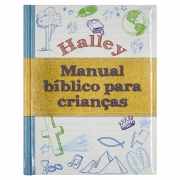 Livro: Halley Manual Bíblico para Crianças | Pão Diário