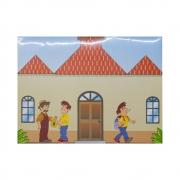 Livro: Histórias Que Dobram | As Duas Casas & O Filho Pródigo | Paulo Debs