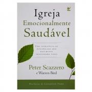 Livro: Igreja Emocionalmente Saudável   Peter Scazzero