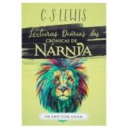 Livro: Leituras Diárias das Crônicas de Nárnia | Um Ano com Aslan | C. S. Lewis