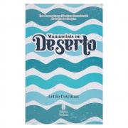 Livro: Mananciais no Deserto | Capa Azul | Lettie Cowman