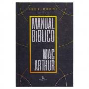 Livro: Manual Bíblico Macarthur - Repack | John Macarthur