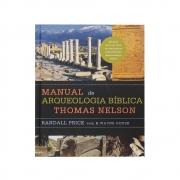 Livro: Manual De Arqueologia Bíblica | Randall Price
