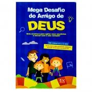 Livro: Mega Desafio Do Amigo De Deus | Daniel Torres E Sheila Torres