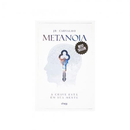 Livro: Metanoia | JB Carvalho
