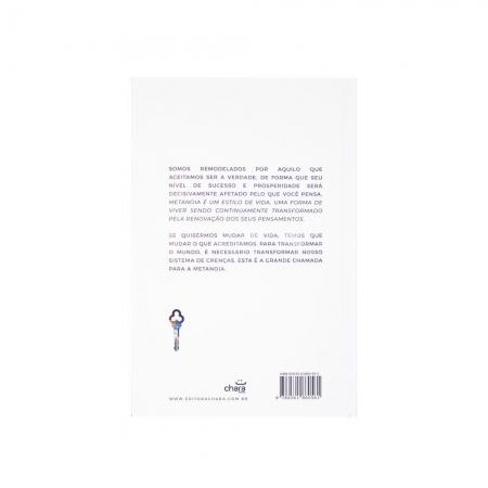 Livro: Metanoia   JB Carvalho