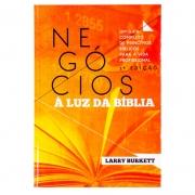 Livro: Negócios Á Luz Da Bíblia | 2ª Edição | Larry Burkett