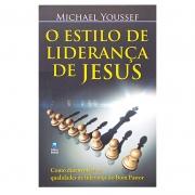 Livro: o Estilo de Liderança de Jesus   Michael Youssef