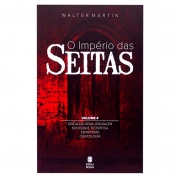 Livro: O Império das Seitas - Volume 4 | Walter Martin