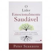 Livro: O Líder Emocionalmente Saudável | Peter Scazzero