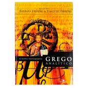 Livro: O Novo Testamento Grego Analitico | Barbara Friberg
