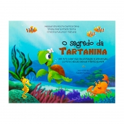 Livro: O Segredo da Tartanina   Alessandra R. S. Silva