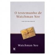 Livro: o Testemunho de Watchaman Nee | Watchman Nee